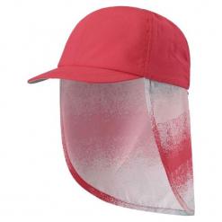 Reima Dziecięcy Kapelusz Przeciwsłoneczny Alytos Uv 50+ Red 54 Czerwony. Czerwone czapeczki niemowlęce marki Reima, z materiału. Za 89,00 zł.
