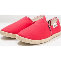Espadryle męskie: Tommy Jeans SUMMER SLIP ON SHOE Espadryle tango red
