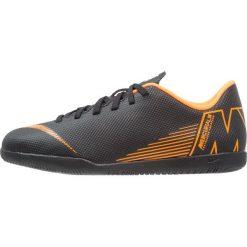 Nike Performance VAPORX 12 CLUB IC Halówki black/total orange/white. Czarne buty sportowe chłopięce Nike Performance, z gumy. Za 179,00 zł.