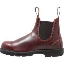 Blundstone CLASSIC Botki redwood. Czerwone botki męskie marki Blundstone, z materiału. W wyprzedaży za 559,20 zł.