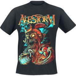 Alestorm Get Drunk Or Die T-Shirt czarny. Czarne t-shirty męskie Alestorm, m. Za 74,90 zł.