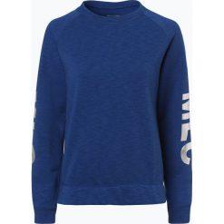 Marie Lund Sport - Damska bluza nierozpinana, niebieski. Niebieskie bluzy sportowe damskie Marie Lund Sport, xs. Za 119,95 zł.
