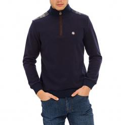 Sweter w kolorze ciemnoniebieskim. Niebieskie golfy męskie GALVANNI, l. W wyprzedaży za 179,95 zł.