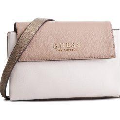 Torebka GUESS - HWCE71 76780 PML. Brązowe listonoszki damskie Guess, z aplikacjami, ze skóry ekologicznej. Za 469,00 zł.