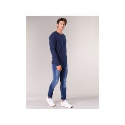 Swetry Quiksilver  EVERYDAY KELVIN. Niebieskie swetry klasyczne męskie marki Quiksilver, l, narciarskie. Za 199,20 zł.