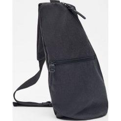 Plecaki męskie: Plecak na jedno ramię z suwakami
