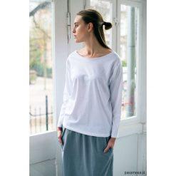 MINIMAL WHITE Bluzka Oversize. Białe bluzki oversize marki Pakamera. Za 149,00 zł.