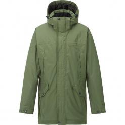 """Kurtka funkcyjna """"Leroy"""" w kolorze zielonym. Czarne kurtki męskie przeciwdeszczowe marki B'TWIN, m, z materiału. W wyprzedaży za 336,95 zł."""