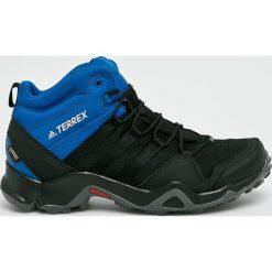 Adidas Performance - Buty Terrex Ax2r Mid Gtx. Szare buty trekkingowe męskie marki adidas Performance, z gore-texu, na sznurówki, outdoorowe, gore-tex. Za 549,90 zł.