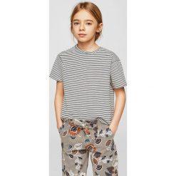 Bluzki dziewczęce: Mango Kids – Top dziecięcy Chapplin 110-164 cm