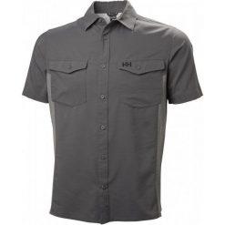 Helly Hansen Koszula Męska Seidr Hybrid Shirt, Charcoal M. Niebieskie koszule męskie marki Oakley, na lato, z bawełny, eleganckie. Za 315,00 zł.