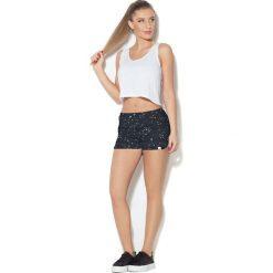 Colour Pleasure Spodnie damskie CP-020 43 czarne r. XS/S. Fioletowe spodnie sportowe damskie marki Colour pleasure, uniwersalny. Za 72,34 zł.
