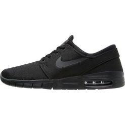 Nike SB STEFAN JANOSKI MAX Tenisówki i Trampki black/anthracite. Czarne trampki męskie Nike SB, z materiału. W wyprzedaży za 424,15 zł.