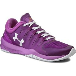 Buty sportowe damskie: Buty UNDER ARMOUR – Ua W Charged Stunner Tr 1266379-531 Violet Impetueux/Efflorescence/Blanc