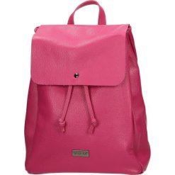 Plecaki damskie: Plecak - 16-007-N D FU