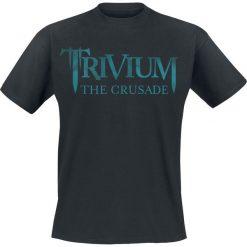 T-shirty męskie: Trivium The Crusade T-Shirt czarny
