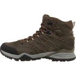 Buty trekkingowe męskie: The North Face HIKE II GTX  Buty trekkingowe brown