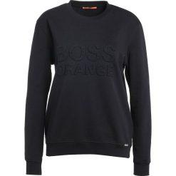 Bluzy rozpinane damskie: BOSS CASUAL TALOGO Bluza black