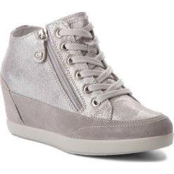 Sneakersy IMAC - 105770 Silver/Grey 72129/018. Szare sneakersy damskie Imac, z materiału. W wyprzedaży za 249,00 zł.