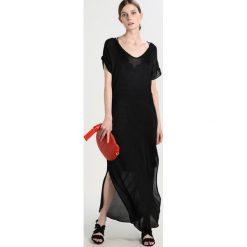 Długie sukienki: Tigha FRITZA Długa sukienka black