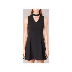 Sukienki krótkie Moony Mood  GUDU. Sukienki małe czarne marki Moony Mood, l, z krótkim rękawem. Za 90,30 zł.