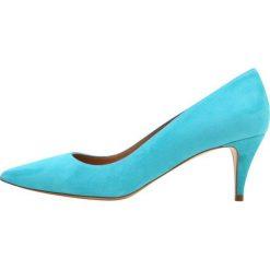 Czółenka: Pura Lopez Czółenka turquoise