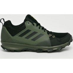 Adidas Performance - Buty Terrex Tracerocker. Szare buty trekkingowe męskie adidas Performance, z materiału, na sznurówki, outdoorowe. W wyprzedaży za 329,90 zł.