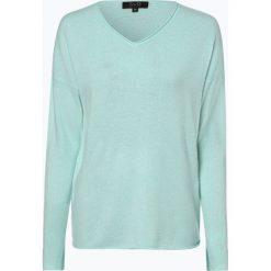 SvB Exquisit - Sweter damski z czystego kaszmiru, niebieski. Niebieskie swetry klasyczne damskie SvB Exquisit, z kaszmiru. Za 799,95 zł.