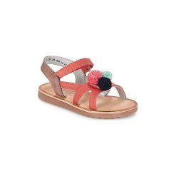 Sandały Dziecko  Mod'8  SHADY. Białe sandały dziewczęce marki Mod'8. Za 191,20 zł.