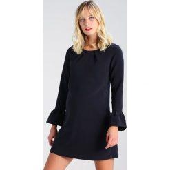 Sukienki hiszpanki: Slacks & Co. Sukienka letnia navy