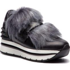 Sneakersy VOILE BLANCHE - Ginevra Power 0012013187.01.9103 Nero/Grigio. Czarne sneakersy damskie Voile Blanche, z materiału. Za 889,00 zł.