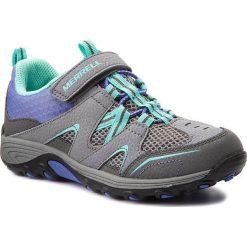 Buty trekkingowe dziewczęce: Trekkingi MERRELL – Trail Chaser MC57111 Gry/Mul