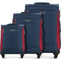 Walizki: V25-10-44S-90 Zestaw walizek