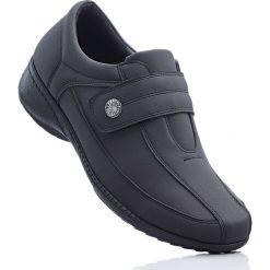 Wygodne buty wsuwane z pianką YouFoam bonprix czarny. Szare buty sportowe damskie marki bonprix, z materiału. Za 99,99 zł.