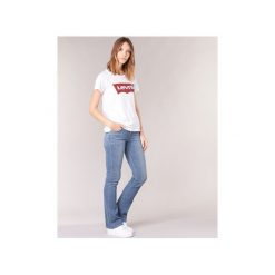 Jeansy bootcut Levis  715 BOOTCUT. Niebieskie jeansy damskie bootcut marki bonprix. Za 351,20 zł.