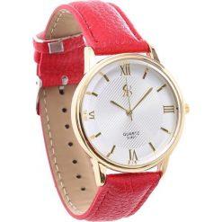 Czerwony Zegarek Servility. Czerwone zegarki damskie Born2be. Za 29,99 zł.