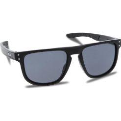 Okulary przeciwsłoneczne OAKLEY - Holbrook R OO9377-0155 Matte Black/Grey. Czarne okulary przeciwsłoneczne męskie aviatory Oakley, z tworzywa sztucznego. W wyprzedaży za 479,00 zł.