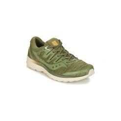 Buty do biegania Saucony  GUIDE ISO 2. Zielone buty do biegania męskie Saucony. Za 619,00 zł.