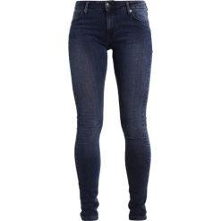 2ndOne NICOLE Jeans Skinny Fit blue fade. Niebieskie jeansy damskie 2ndOne, z bawełny. W wyprzedaży za 239,20 zł.