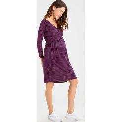 Sukienki hiszpanki: Envie de Fraise DIVINE Sukienka z dżerseju navy blue/red