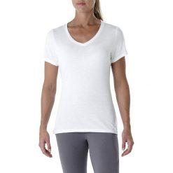 Asics Koszulka damska ESNT SS Top Hex biała r. L (155240-0014). Bluzki asymetryczne Asics, l. Za 94,11 zł.