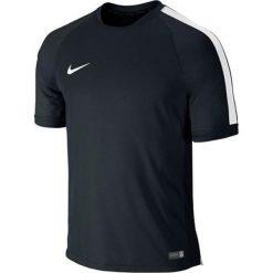 Nike Koszulka Squad Flash SS TRNG Top czarna r. S (619202 011). Czarne koszulki sportowe męskie marki Nike, m. Za 92,13 zł.