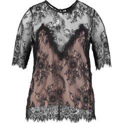 Bluzki asymetryczne: Bardot LUNA Bluzka black