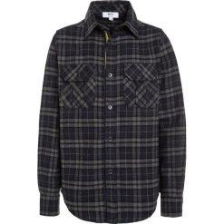 Bluzki dziewczęce bawełniane: BOSS Kidswear LANGARM Koszula anthra meliert