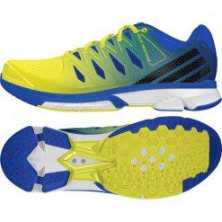 Buty sportowe męskie: Adidas Buty męskie Volley Response 2 Boost granatowe r. 46 (BA9674)