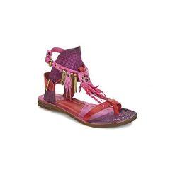 Sandały Airstep / A.S.98  RAMOS. Czerwone sandały trekkingowe damskie Airstep / A.S.98. Za 447,30 zł.