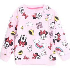 Jasnoróżowa Bluza Blossoming. Czerwone bluzy niemowlęce marki Born2be. Za 39,99 zł.