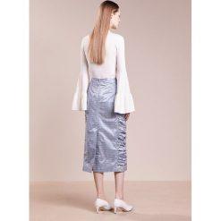 Spódniczki ołówkowe: Mother of Pearl IDELLA Spódnica ołówkowa  blue