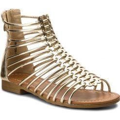Sandały dziewczęce: Sandały NELLI BLU – CM1709-1 Złoty