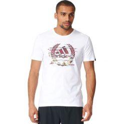 Koszulki sportowe męskie: Adidas Koszulka męska T-Shirt  Winner Tee biała r. S (AY7199)